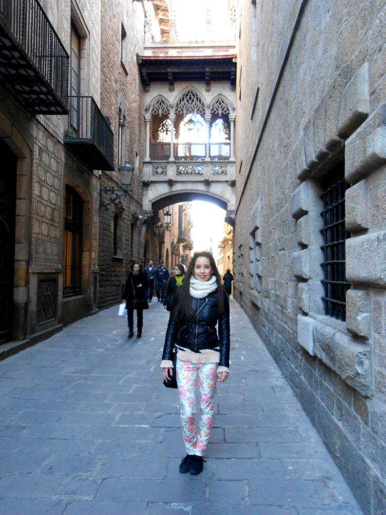 11 barrio gotico