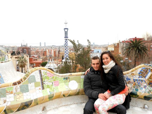 14 parc guell