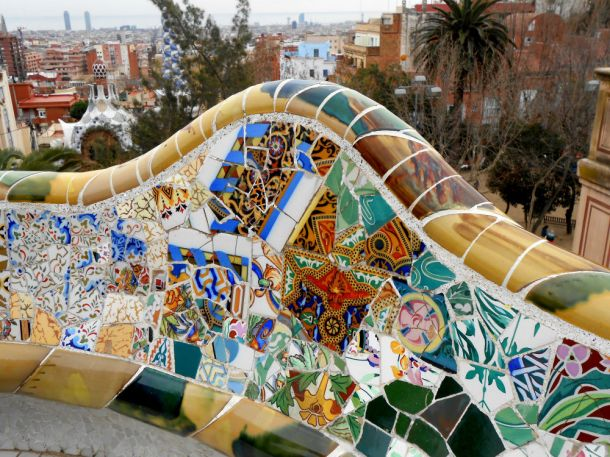 15 parc guell