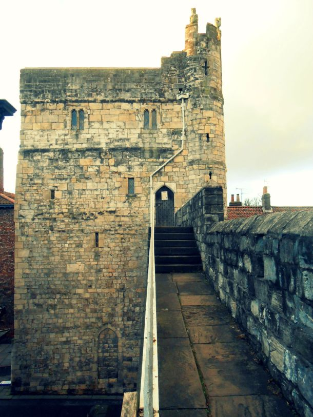 13 city wall york