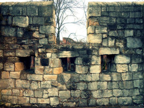 16 city wall york