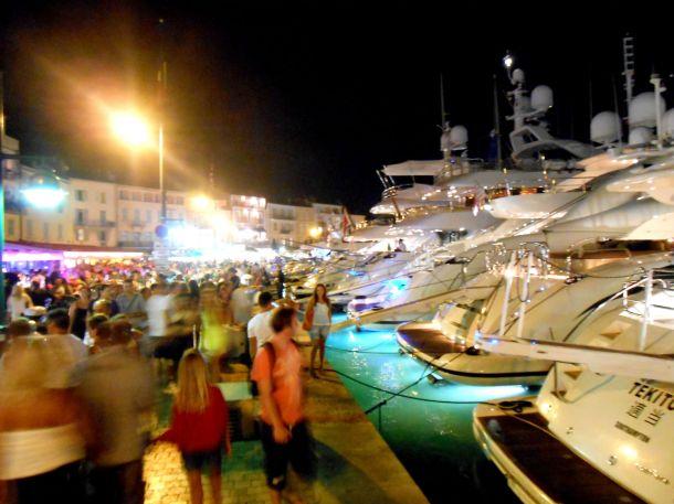 3 St. Tropez jacht