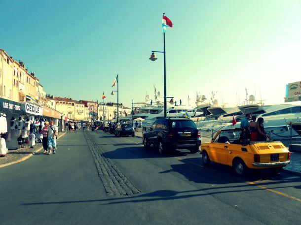 7 harbour st. tropez