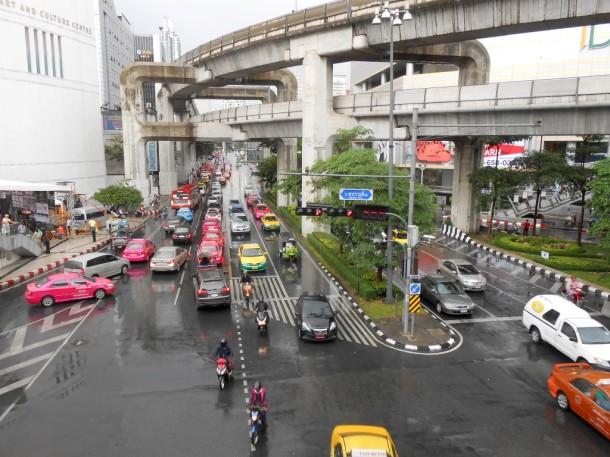 1 bangkok straten