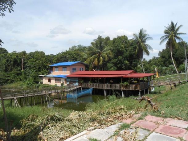 10 ayutthaya landschap