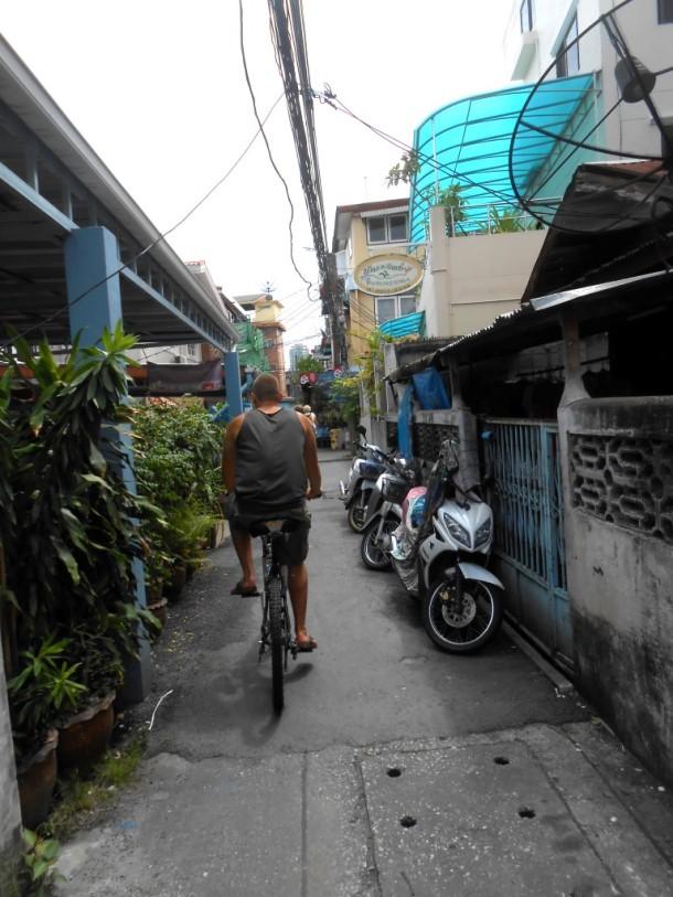 10 bangkok fietstour