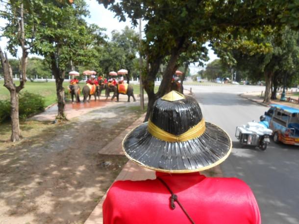14 ayutthaya olifanten