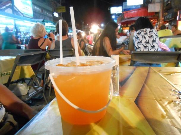 14 bangkok bucket khao san road