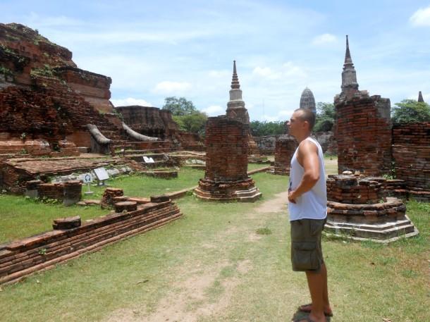 5 ayutthaya tempels