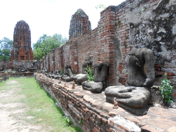 6 ayutthaya boeddha