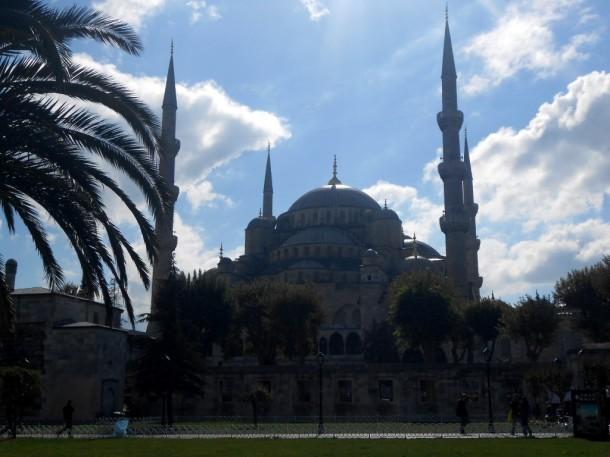 1 blauwe moskee istanbul