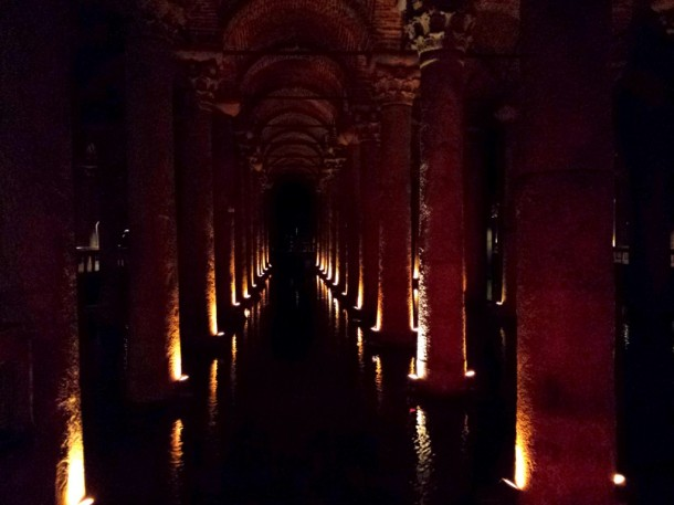13 basilica cisterne istanbul