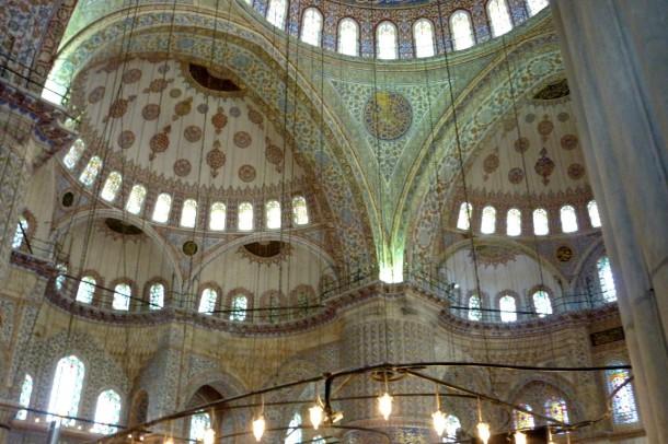 3 blauwe moskee istanbul
