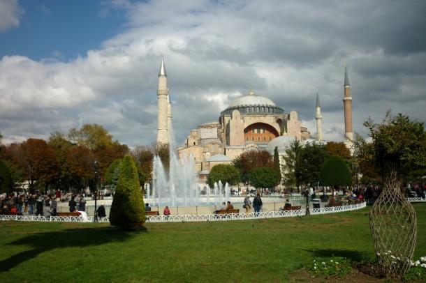 4 hagia sophia istanbul