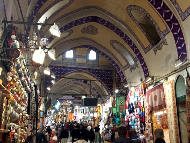 5 grand bazaar istanbul