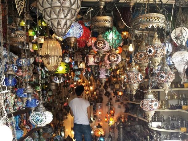 6 lampen istanbul