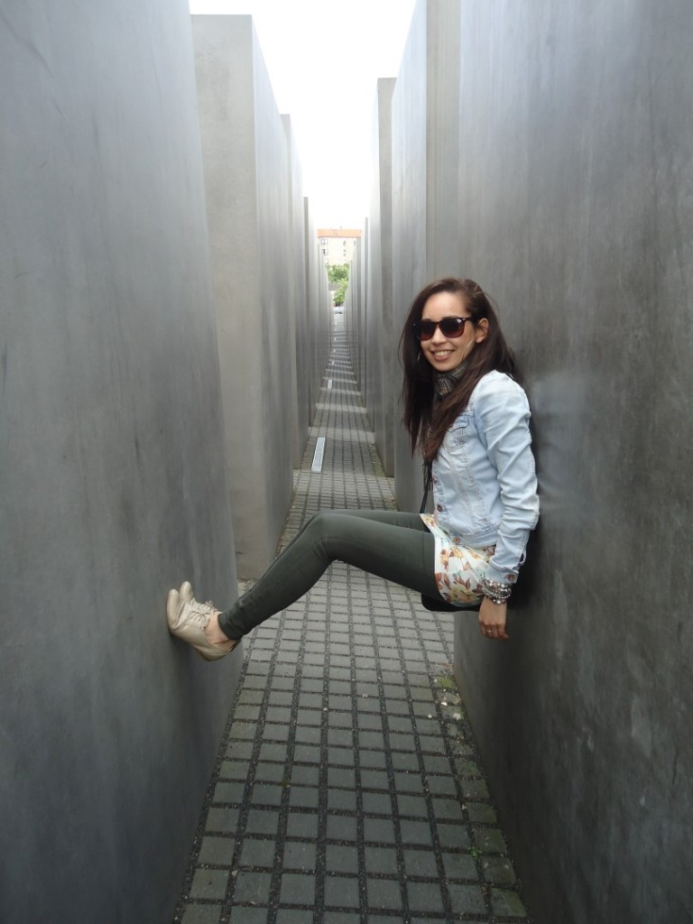 10 Holocaust Memorial Berlin
