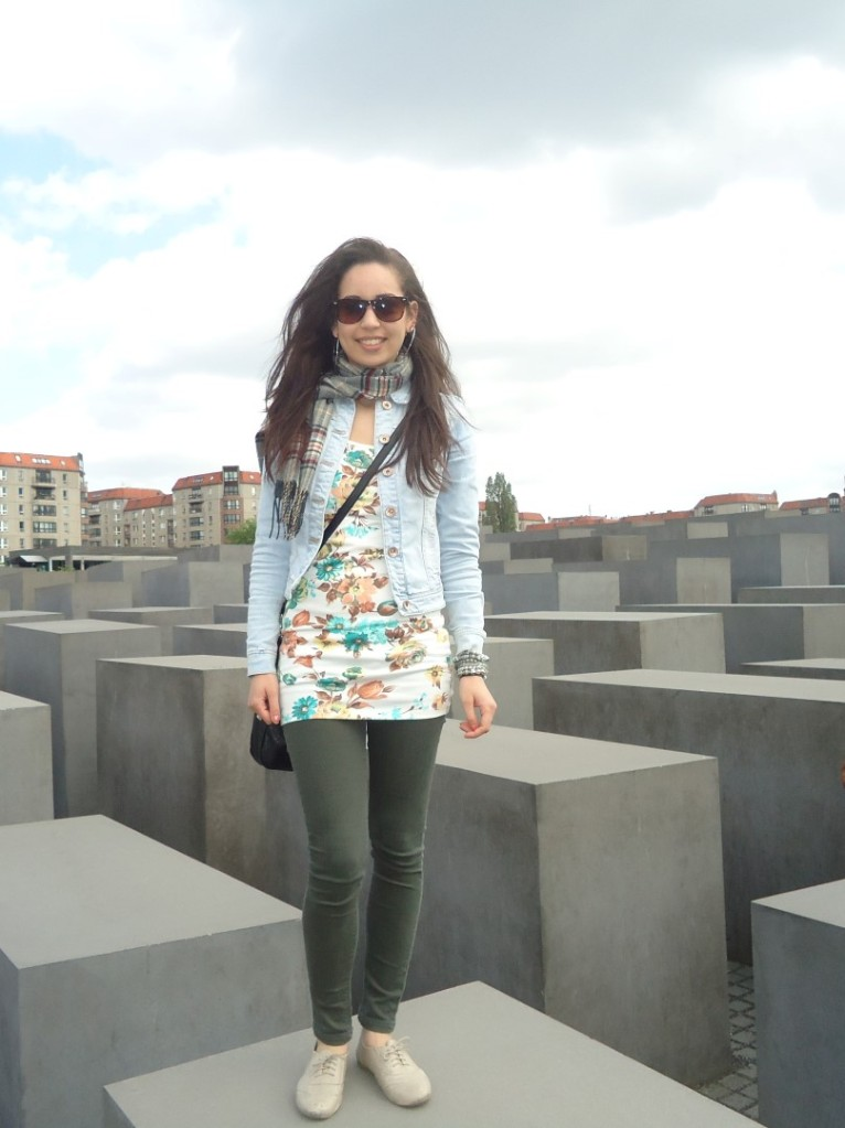 2 Memorial to the Murdered Jews of Europe
