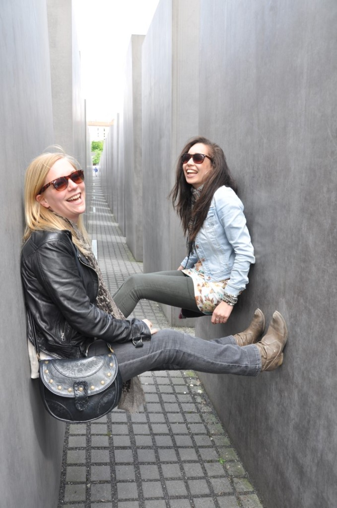 3 Memorial to the Murdered Jews of Europe