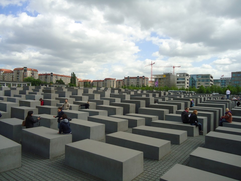 9 Holocaust Memorial Berlin