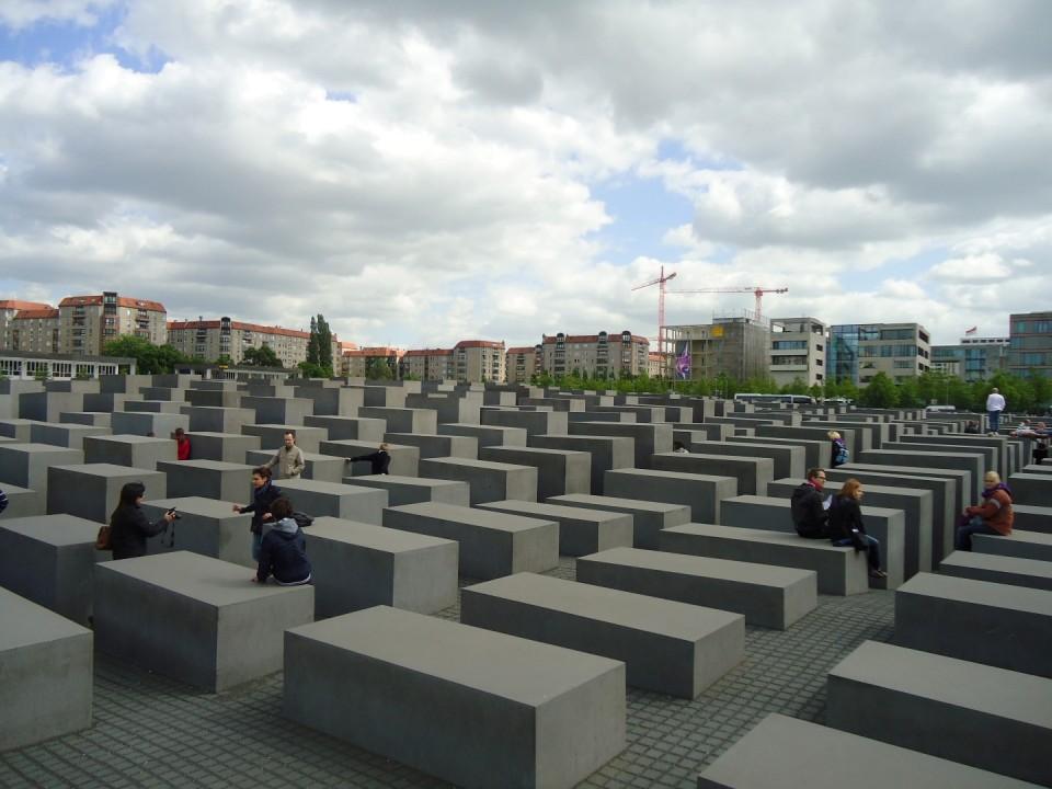 9 Holocaust Memorial Berlin