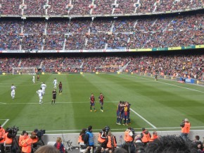 10 go to camp nou barcelona