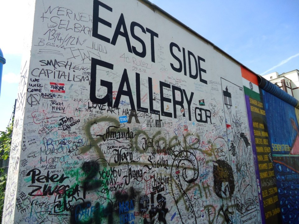 1 east side gallery