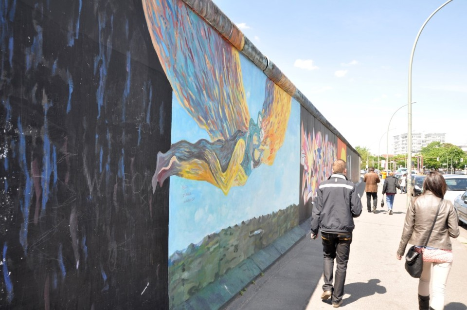 10 east side gallery