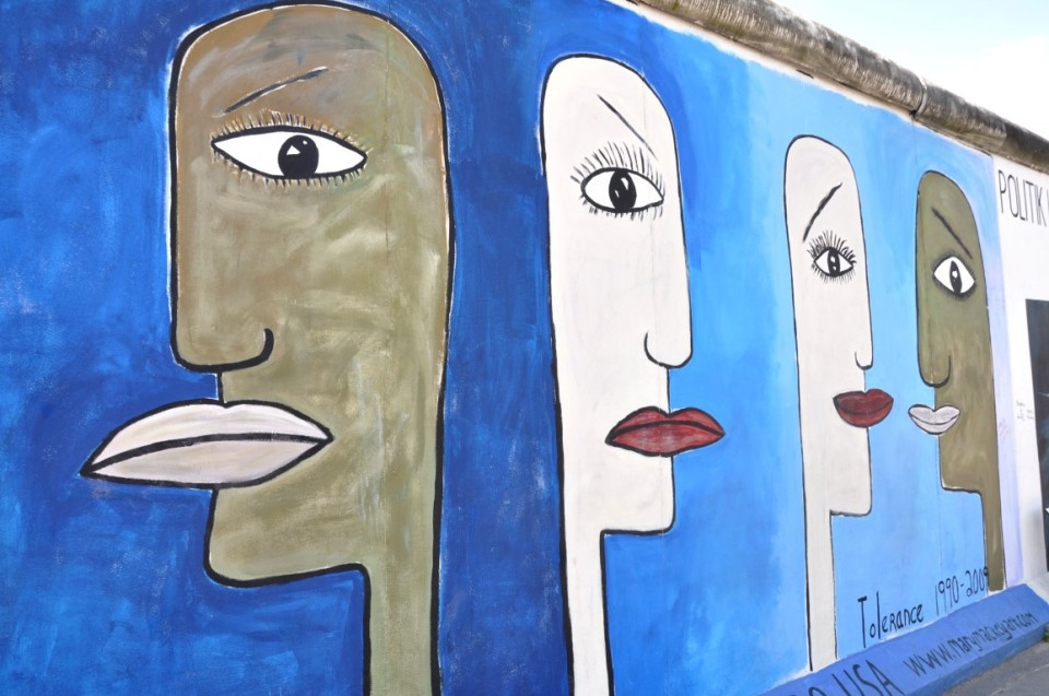 11 east side gallery