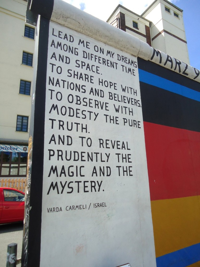 12 east side gallery