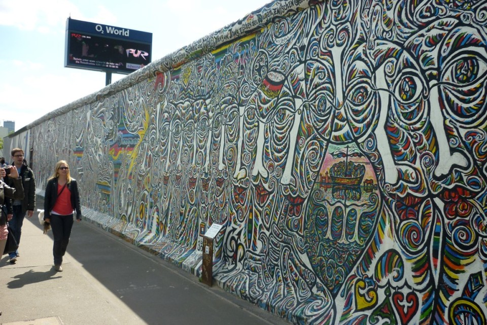 15 east side gallery