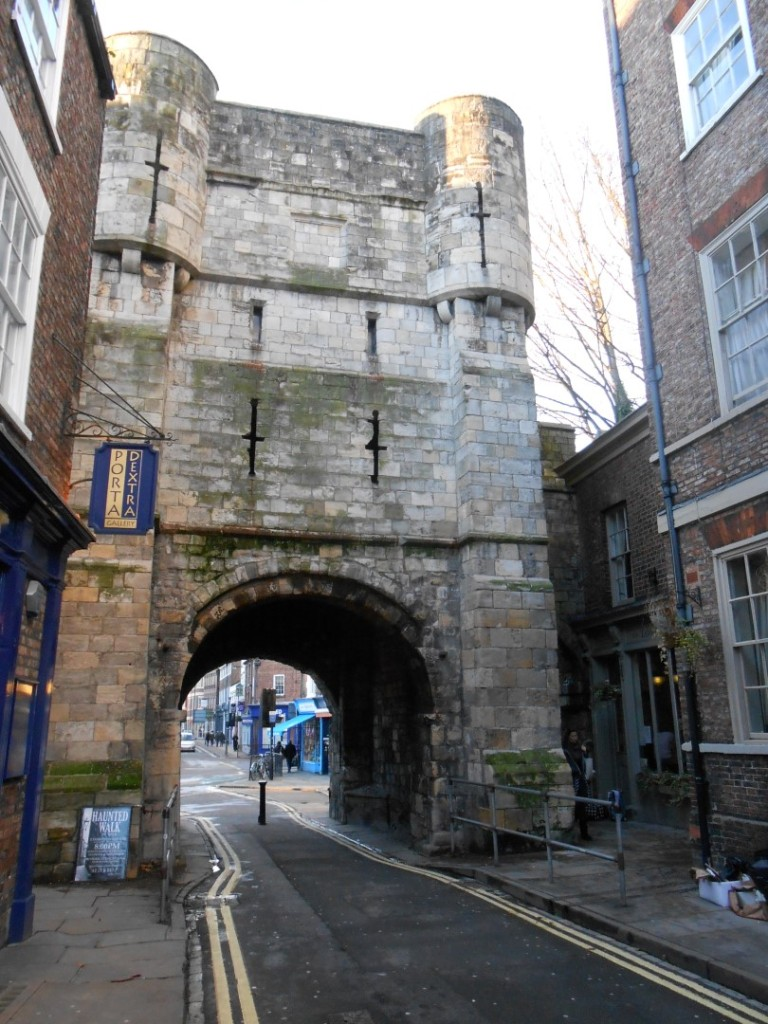 1 york city wall