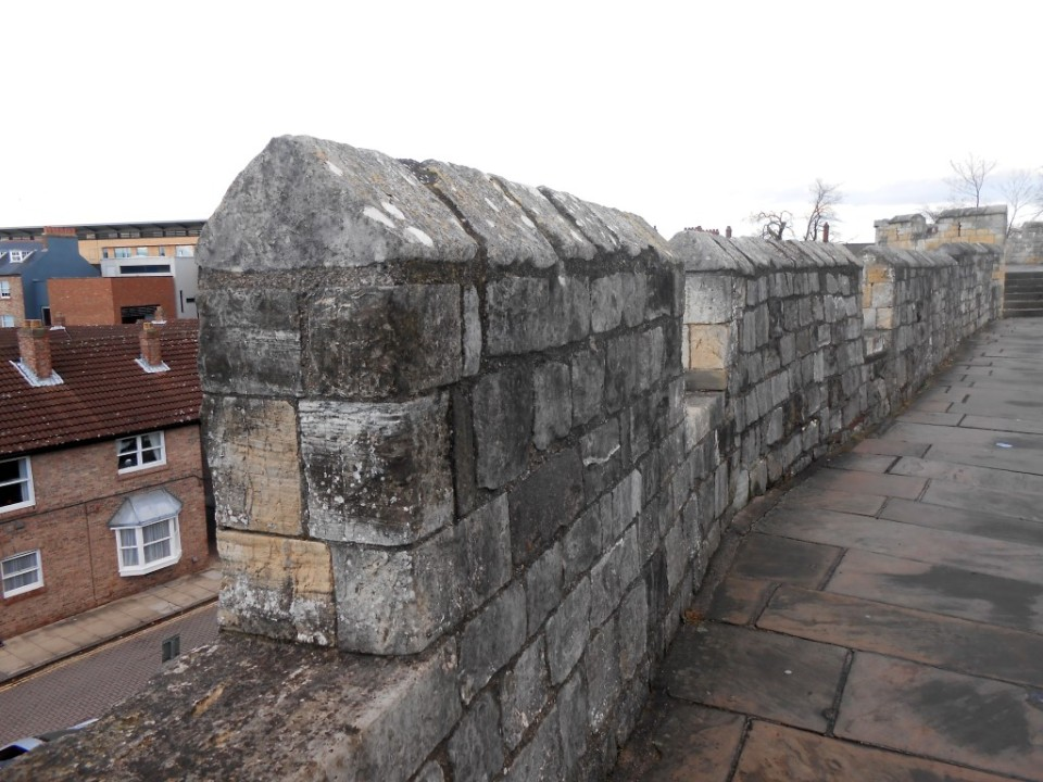 10 york city wall