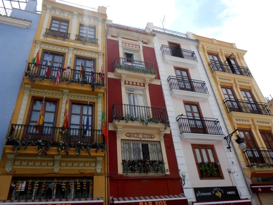 12 valencia architecture