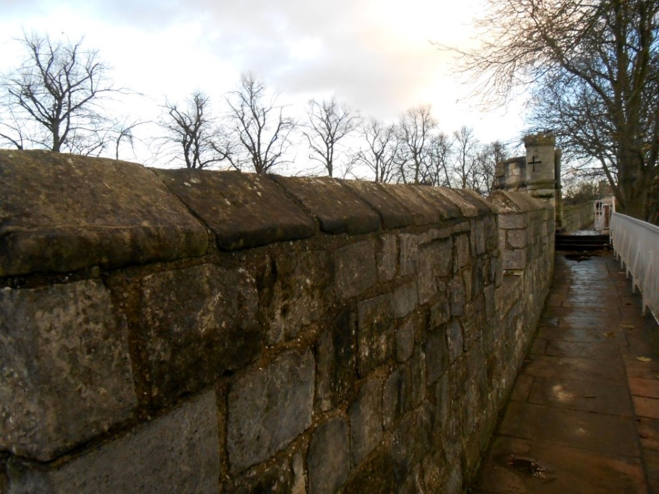 12 york city wall