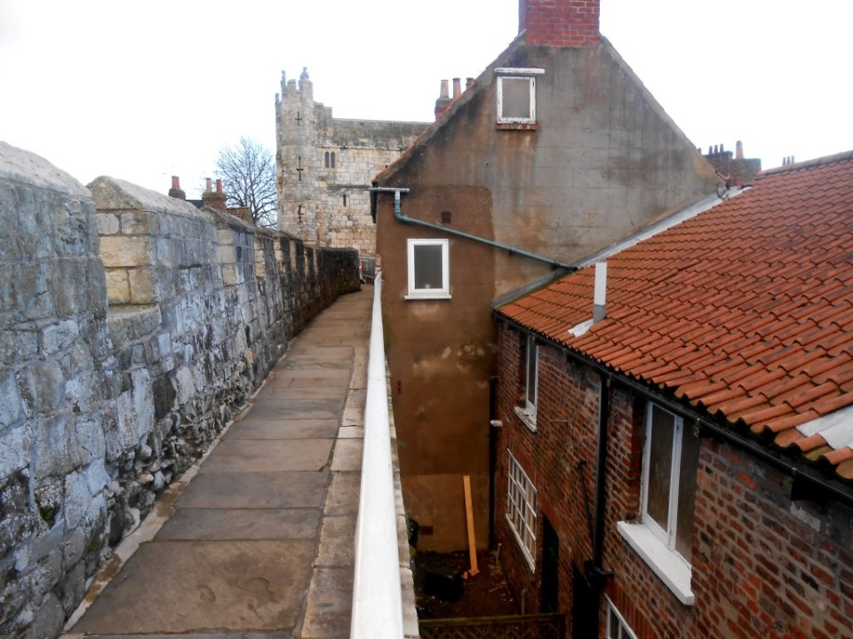19 york city wall