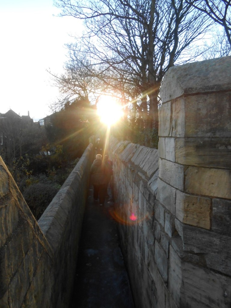 2 york city wall