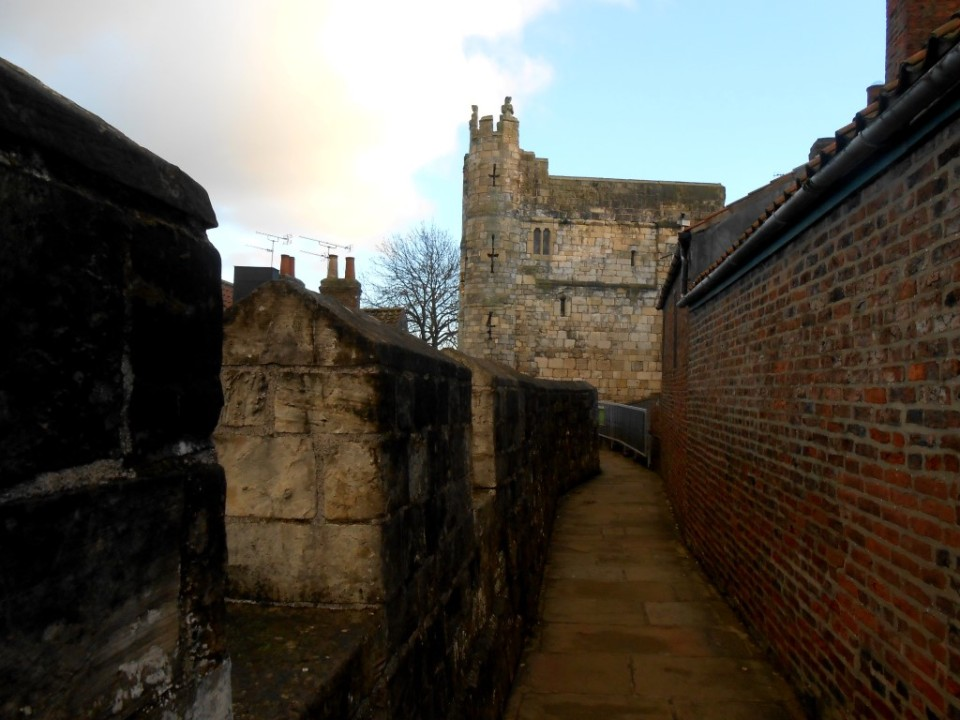 20 york city wall