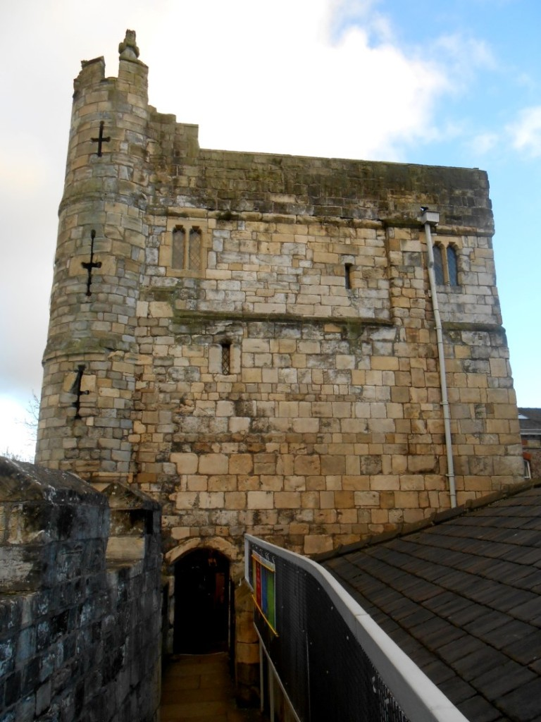 21 york city wall
