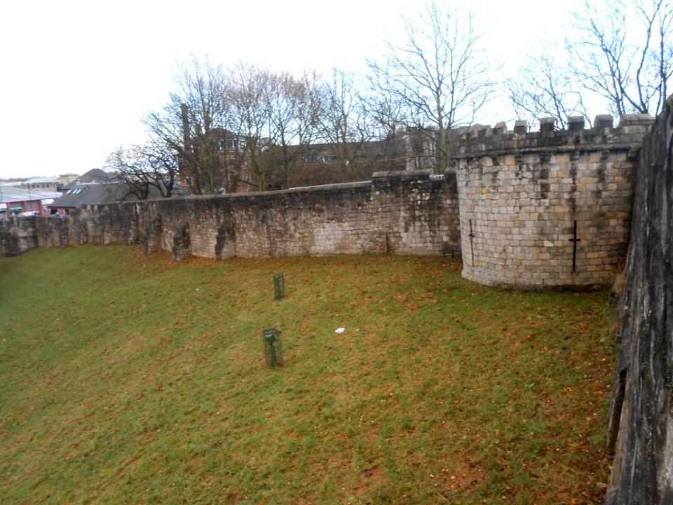 26 york city wall