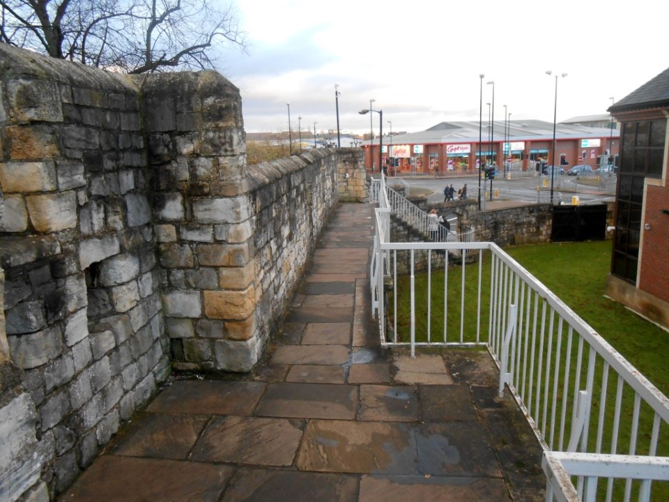 29 york city wall