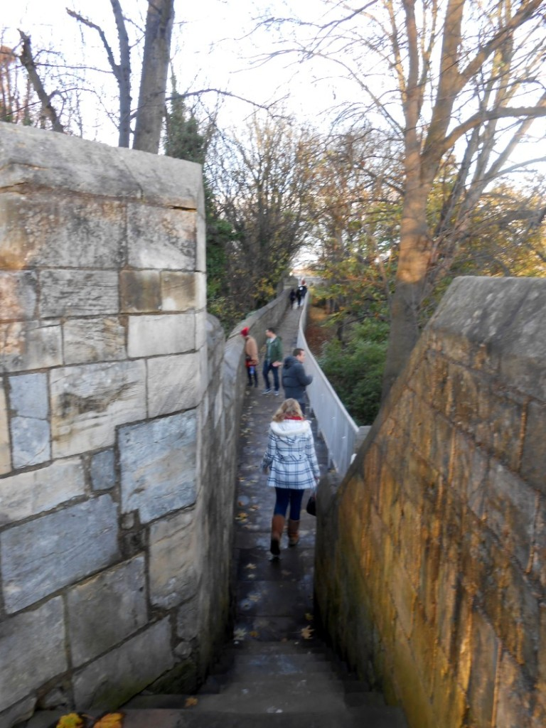 3 york city wall