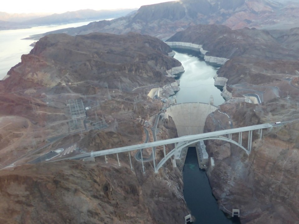 3 helicopter flight hoover dam