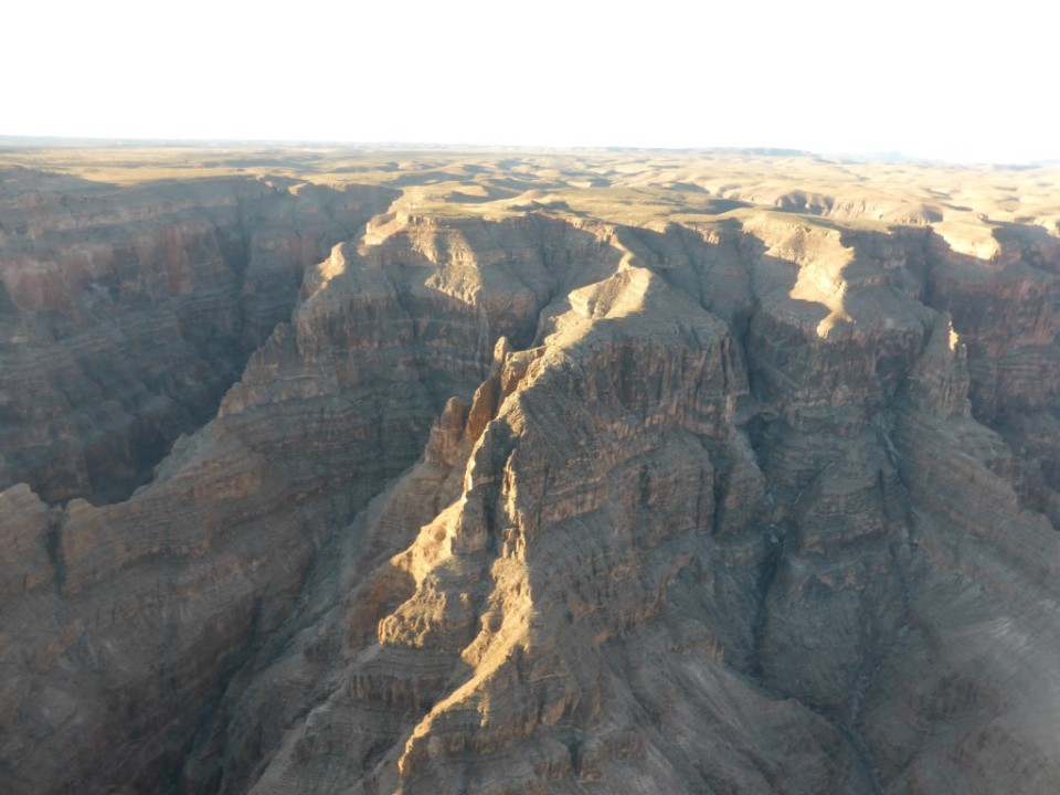 4 helicopter flight boulder west rim grand canyon