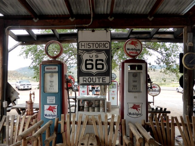 6 route 66 arizona