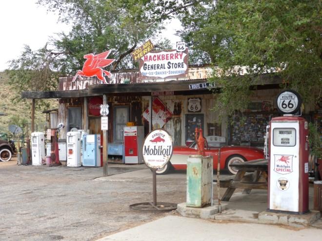 7 route 66 arizona